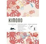 PEPIN Livre de Papiers Cadeaux 25x34,5cm 3-Kimono pp 12,95€