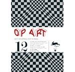 PEPIN Livre de Papiers Cadeaux 25x34,5cm 4-Op Art pp 12,95€