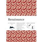 PEPIN Livre de Papiers Cadeaux 25x34,5cm 5-Renaissance pp 12,95€