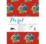 PEPIN Livre de Papiers Cadeaux 25x34,5cm 11-Fleurs pp 12,95€