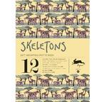 PEPIN Livre de Papiers Cadeaux 25x34,5cm 14-Squelettes pp 12,95€