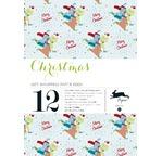 PEPIN Livre de Papiers Cadeaux 25x34,5cm 21-Noël pp 12,95€