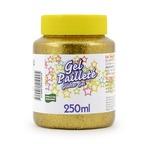 Gel pailletée 250gr - OR