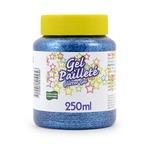250gr Glitter gel: BLUE