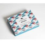 PEPIN Set de Correspondance A5, 40 feuilles+enveloppes - Art Deco