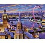 Peinture par N° - Londres
