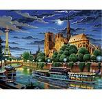 Peinture par N° - Paris