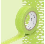 MT 1P Motif traits vert / water drop green