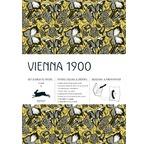 PEPIN Livre de Papiers Cadeaux 25x34,5cm 74 - Vienne 1900 pp12,95€