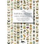 PEPIN Livre d'étiquettes Histoire Naturelle pp 9,95€