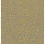 PAPERTREE 50*70 110g BUBBLES Grey/Yellow