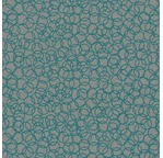 PAPERTREE 50*70 110g BUBBLES Grey/Lagoon