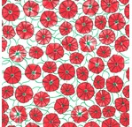 PAPERTREE 50*70 100g POPPY Ivoire/Rouge
