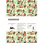 PEPIN Livre de Papiers Cadeaux Mordernisme pp12,95€