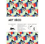 PEPIN Livre de Papiers Cadeaux Art Déco pp12,95€