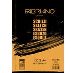 FABRIANO SCHIZZI ESQUISSE-Bloc 21x29,7-90 gsm-120 feuilles