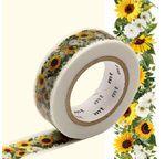 MT EX Motif tournesols / sunflower