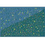 PAPERTREE EVA Enveloppe kdo 19x10cm Bleu