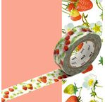 MT EX Motif fraises / strawberry