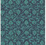 PAPERTREE 50*70 100g JASMINE Aqua/Indigo