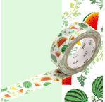 MT EX Motif pastèque / watermelon