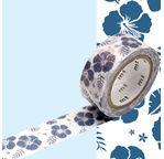 mt hibiscus navy blue