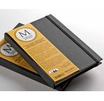 FABRIANO Drawing book LEPORELLO - 11,5x16,5 cm - 260 gsm - 20 sheets