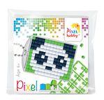 PIXEL Kit créatif porte-clé 4x3cm - Panda