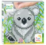 PIXEL Kit créatif tableau 12x12cm - Koala