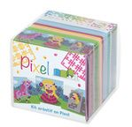 Pixel kubus (3xbasisplaat & 18 matjes) - Sprookje / Fairytale