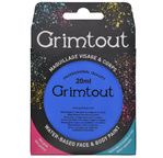 GRIM'TOUT Bright blue, blister 20ml pot