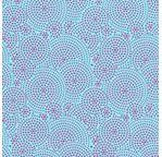 PAPERTREE 50*70 100g FIESTA Bleu lagon