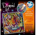 Diamond Art - Tiger