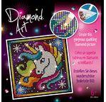 Diamond Art - Unicorn