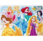 DISNEY Princesses tableau à diamanter 90x65cm Crystal Art