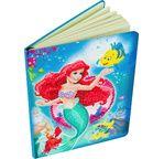 Crystal Art Notebook The Little Mermaid