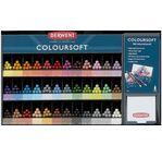 Derwent Coloursoft 36 Stock Pack (2x6x36)