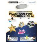 Diam's Shrink film - 7 silver sheets