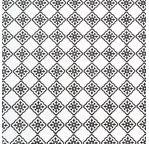 PAPERTREE 50*70 110g AZULEJOS Noir & Blanc
