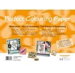 COPIC Papier Perfect Colouring, 10 feuilles A4, 250g/m2