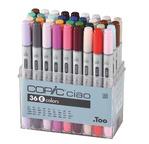 Set COPIC CIAO E - 36 couleurs