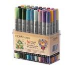 Set COPIC CIAO 36 couleurs Vives