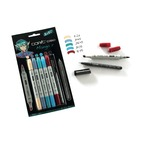 "Set COPIC CIAO ""5+1"" 5 couleurs Manga 2 + 1 Multiliner"