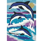 0910/Stardust Creation Kit Paillettes - Dauphins