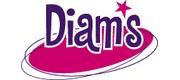 Logo DIAM'S Peinture 3D