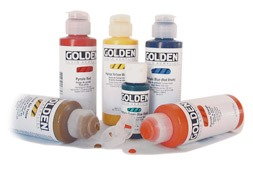 GOLDEN Acrylique Extra Fine Fluid