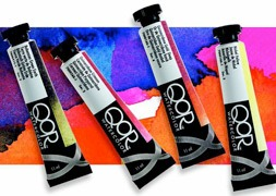 QOR EXTRA FINE WATERCOLOURS