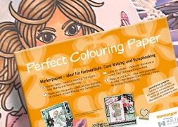 Papiers dessin lisse