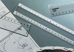 Transparent Rulers