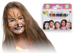 Face painting sticks